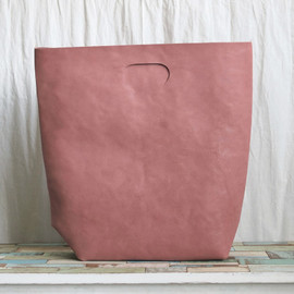 Hender Scheme - not eco bag big #rose