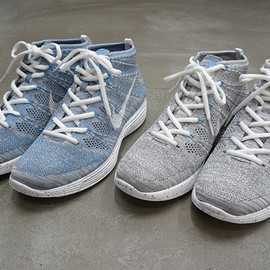 NIKE HTM - Flyknit Chukka Snow Style Pack