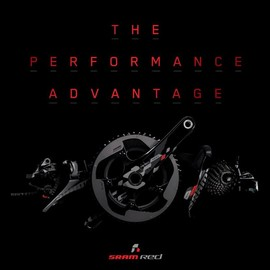 SRAM Red Compact 2011 Groupset (OE)