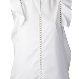 Chloé - poplin top