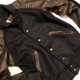 SKOOKUM - AWARD JACKET(スタジャン)