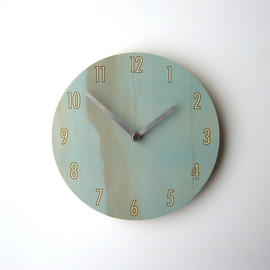 ObjectifyHomeware - Objectify Blue Shade Wall Clock