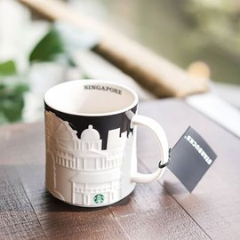 STARBUCKS - The Starbucks Singapore Relief City Mug