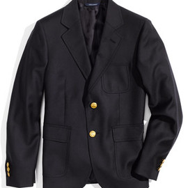 Brooks Brothers - Brooks Brothers 2B Navy Blazer