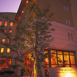 神楽坂 - The Agnes Hotel And Apartments Tokyo