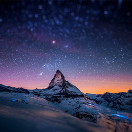 Switzerland - Matterhorn Mountain
