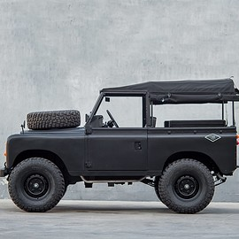 Land Rover - 1979 LAND ROVER DEFENDER SERIES 3 'BLACKED OUT'