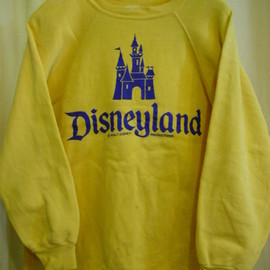 60S~ DISNEY LAND SWEAT
