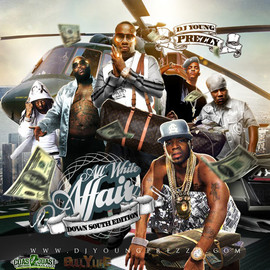 Various Artists - All White Affair: Down South Edition