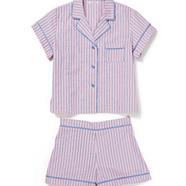 Priv. Spoons Club - TIDY BL STRIPED PAJAMA