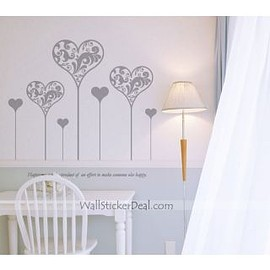 wallstickerdeal - Happiness Is A By-Product Of An Effort To Make Someone Else Happy Wall Sticker