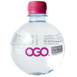 OGO - Oxygen Water still - Pink Ribbon