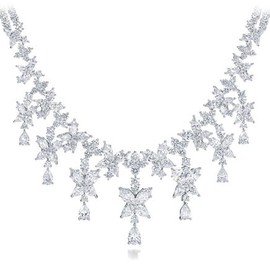 HARRY WINSTON - Marquesa Drop Necklace