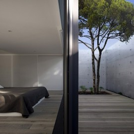 RRJ Arquitectos - Bedroom at House in Comporta, Portugal