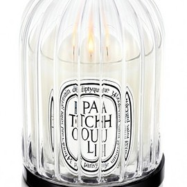 diptyque - Photophore Côtes for 190g candle
