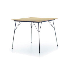 "Vitra - Folding Tables ""DTM-2"" Designed by Charles & Ray Eames"