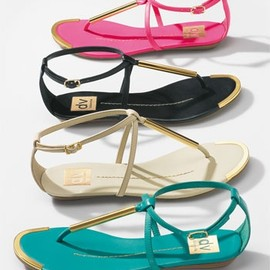 DolceVita - color sandals