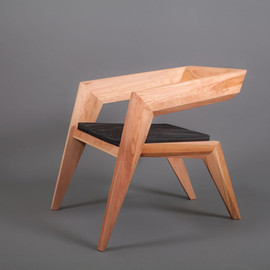 Javier Ramirez - A Chair with Chilean Soul