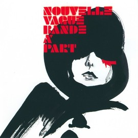 Nouvelle Vague - Pochette de l'album Bande à part