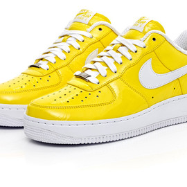 NIKE - Slam Jam Air Force 1 (yellow)