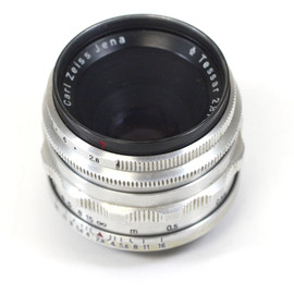 Carl Zeiss Jena  - Tessar 50mm f2.8 M42