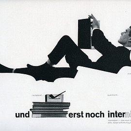Karl Gerstner - intermöbel Advertising 01