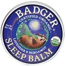 Badger Organic Stress Soother