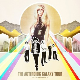 The Asteroids Galaxy Tour - 'Out of Frequency'