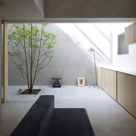 suppose design office - 段原の家
