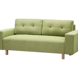 SIEVE - button sofa