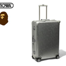 RIMOWA, A BATHIG APE - SUIT CASE