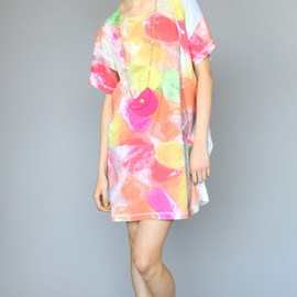 KAREN WALKER - One Size Tee Dress Lollies