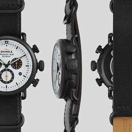 Shinola - The Runwell Contrast Chrono 41mm