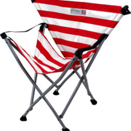 MACLAREN - Gadabout Chair (Red/White)