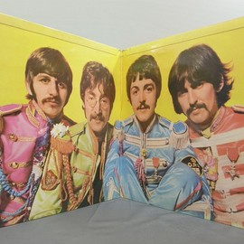 """The Beatles - Sgt.Pepper's Lonely Hearts Club Band, """"Fourth Proof"""" UK Mono"""