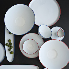 canvas - abbesses handmade dinnerware