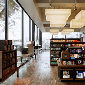 TSUTAYA - Tsutaya Books by Klein Dytham Architects