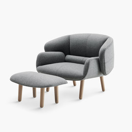 nendo - fusion chair - for BoConcept