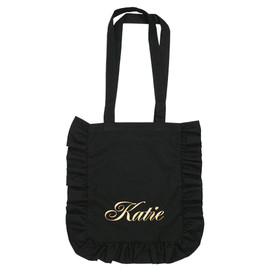 Katie - FRILL logo tote