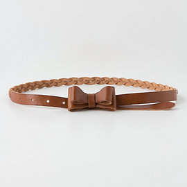 Anthropologie - Bow Belt