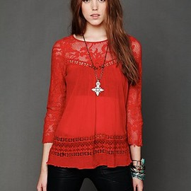 Free People - FP ONE Golden Age Top