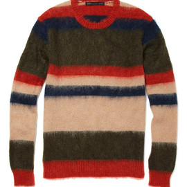 MARC BY MARC JACOBS - Soft Striped Sweater