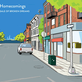 Homecomings - SALE OF BROKEN DREAMS