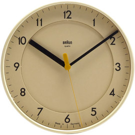 BRAUN - ABK31 Wall Clock