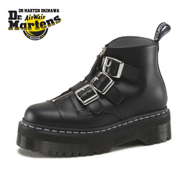 Dr.Martens - AGGY 3 STRAP ANKLE BOOT