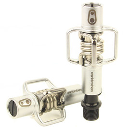 CRANK BROTHERS - egg beater 1 pedal (silver)