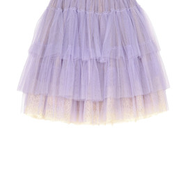 RED VALENTINO - Multi-layered tulle skirt