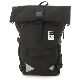 PUMA - BN PUMA Traction Backpack Book Bag in Black with Laptop Sleeve 06946801