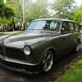 Volvo - 122S Station Wagon  '1965