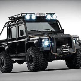 LAND ROVER - LAND ROVER DEFENDER SPECTRE
